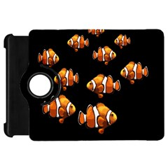 Clown Fish Kindle Fire Hd 7  by Valentinaart