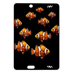Clown Fish Amazon Kindle Fire Hd (2013) Hardshell Case by Valentinaart