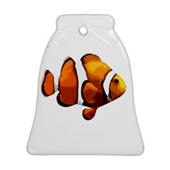 Clown Fish Ornament (bell) by Valentinaart