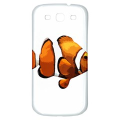 Clown Fish Samsung Galaxy S3 S Iii Classic Hardshell Back Case by Valentinaart