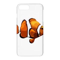 Clown Fish Apple Iphone 7 Plus Hardshell Case by Valentinaart