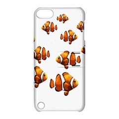 Clown Fish Apple Ipod Touch 5 Hardshell Case With Stand by Valentinaart