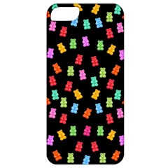 Candy Pattern Apple Iphone 5 Classic Hardshell Case by Valentinaart