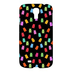 Candy Pattern Samsung Galaxy S4 I9500/i9505 Hardshell Case by Valentinaart