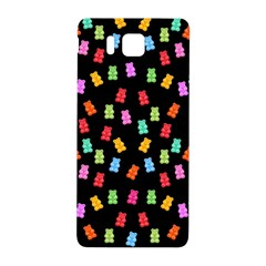 Candy Pattern Samsung Galaxy Alpha Hardshell Back Case by Valentinaart