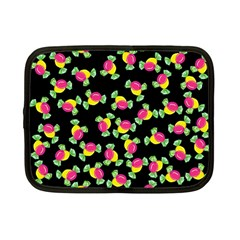 Candy Pattern Netbook Case (small)  by Valentinaart