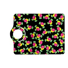 Candy Pattern Kindle Fire Hd (2013) Flip 360 Case by Valentinaart