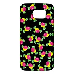 Candy Pattern Galaxy S6 by Valentinaart