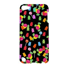 Candy Pattern Apple Ipod Touch 5 Hardshell Case by Valentinaart