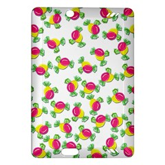 Candy Pattern Amazon Kindle Fire Hd (2013) Hardshell Case by Valentinaart
