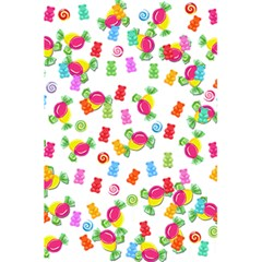 Candy Pattern 5 5  X 8 5  Notebooks by Valentinaart