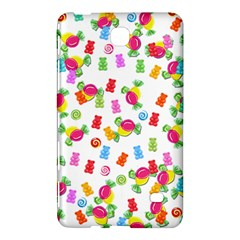 Candy Pattern Samsung Galaxy Tab 4 (8 ) Hardshell Case  by Valentinaart
