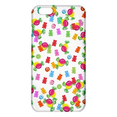Candy Pattern Iphone 6 Plus/6s Plus Tpu Case by Valentinaart