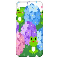 Animals Frog Face Mask Green Flower Floral Star Leaf Music Apple Iphone 5 Classic Hardshell Case by Mariart