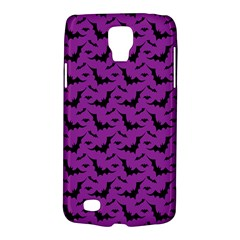 Animals Bad Black Purple Fly Galaxy S4 Active by Mariart