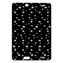 Black Star Space Amazon Kindle Fire Hd (2013) Hardshell Case by Mariart