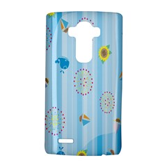 Animals Whale Sunflower Ship Flower Floral Sea Beach Blue Fish Lg G4 Hardshell Case by Mariart