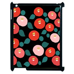Candy Sugar Red Pink Blue Black Circle Apple Ipad 2 Case (black) by Mariart