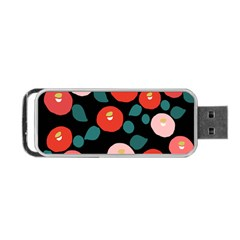 Candy Sugar Red Pink Blue Black Circle Portable Usb Flash (one Side) by Mariart