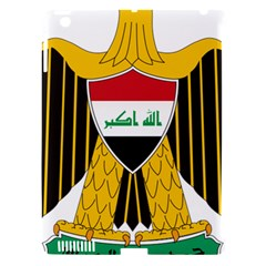 Coat Of Arms Of Iraq  Apple Ipad 3/4 Hardshell Case (compatible With Smart Cover) by abbeyz71