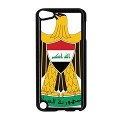 Coat Of Arms Of Iraq  Apple Ipod Touch 5 Case (black) by abbeyz71