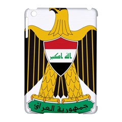 Coat Of Arms Of Iraq  Apple Ipad Mini Hardshell Case (compatible With Smart Cover) by abbeyz71