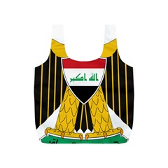 Coat Of Arms Of Iraq  Full Print Recycle Bags (s)