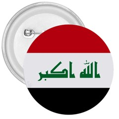 Flag Of Iraq 3  Buttons by abbeyz71