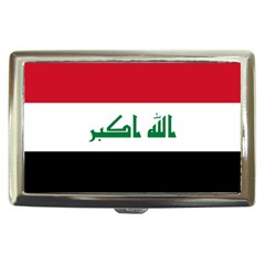 Flag Of Iraq  Cigarette Money Cases by abbeyz71