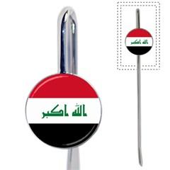 Flag Of Iraq  Book Mark by abbeyz71