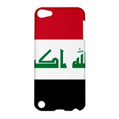 Flag Of Iraq  Apple Ipod Touch 5 Hardshell Case by abbeyz71