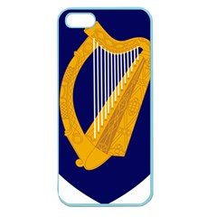 Coat Of Arms Of Ireland Apple Seamless Iphone 5 Case (color) by abbeyz71