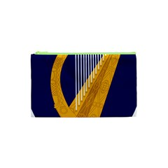 Coat Of Arms Of Ireland Cosmetic Bag (xs) by abbeyz71
