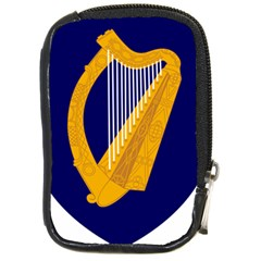 Coat Of Arms Of Ireland Compact Camera Cases by abbeyz71