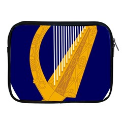 Coat Of Arms Of Ireland Apple Ipad 2/3/4 Zipper Cases by abbeyz71