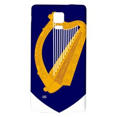 Coat Of Arms Of Ireland Galaxy Note 4 Back Case