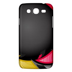 Hole Circle Line Red Yellow Black Gray Samsung Galaxy Mega 5 8 I9152 Hardshell Case  by Mariart
