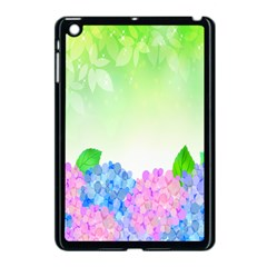Fruit Flower Leaf Apple Ipad Mini Case (black) by Mariart