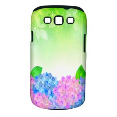 Fruit Flower Leaf Samsung Galaxy S Iii Classic Hardshell Case (pc+silicone) by Mariart