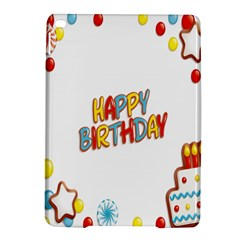 Happy Birthday Ipad Air 2 Hardshell Cases by Mariart
