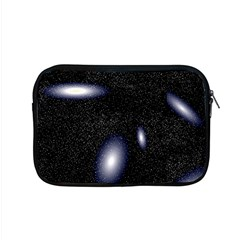 Galaxy Planet Space Star Light Polka Night Apple Macbook Pro 15  Zipper Case by Mariart