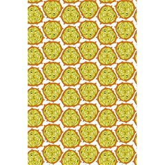 Horned Melon Green Fruit 5 5  X 8 5  Notebooks by Mariart