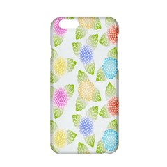 Fruit Grapes Purple Yellow Blue Pink Rainbow Leaf Green Apple Iphone 6/6s Hardshell Case by Mariart