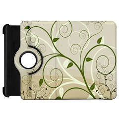 Leaf Sexy Green Gray Kindle Fire Hd 7  by Mariart