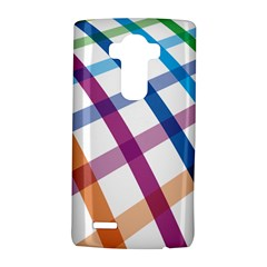 Webbing Line Color Rainbow Lg G4 Hardshell Case by Mariart