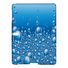 Water Bubble Blue Foam Samsung Galaxy Tab S (10 5 ) Hardshell Case  by Mariart