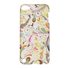 Colorful Seamless Floral Background Apple Ipod Touch 5 Hardshell Case by TastefulDesigns