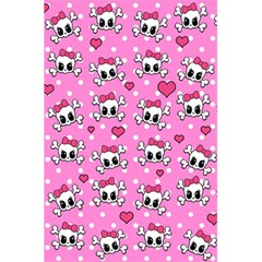 Cute Skulls  5 5  X 8 5  Notebooks by Valentinaart