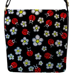Sixties Flashback Flap Messenger Bag (s) by dawnsiegler