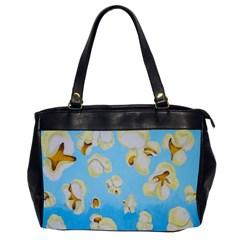 Air Popped Office Handbags (2 Sides)  by dawnsiegler